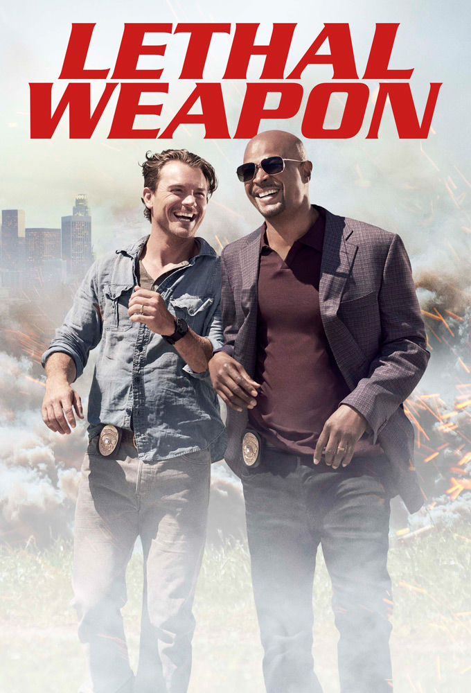 Lethal Weapon cover