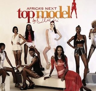 Africa's Next Top Model cover