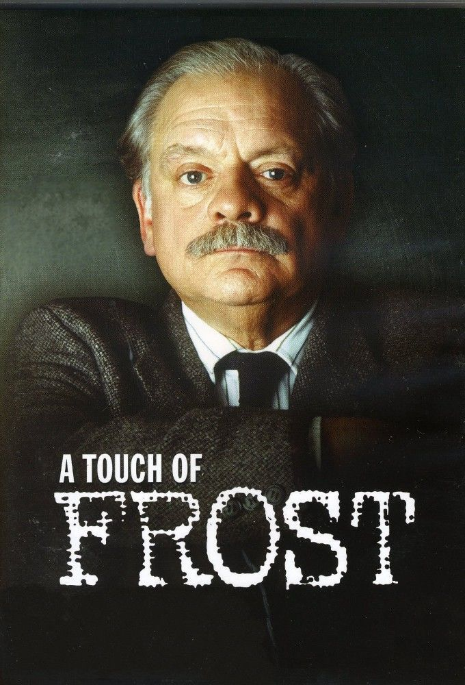 A Touch of Frost cover