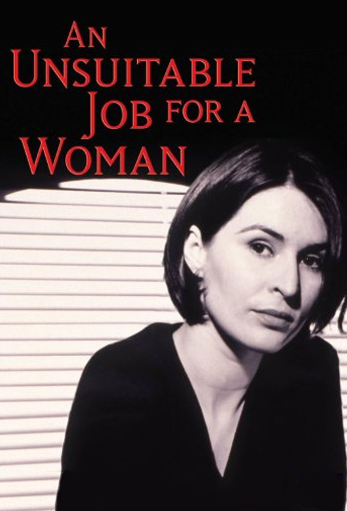 An Unsuitable Job for a Woman cover
