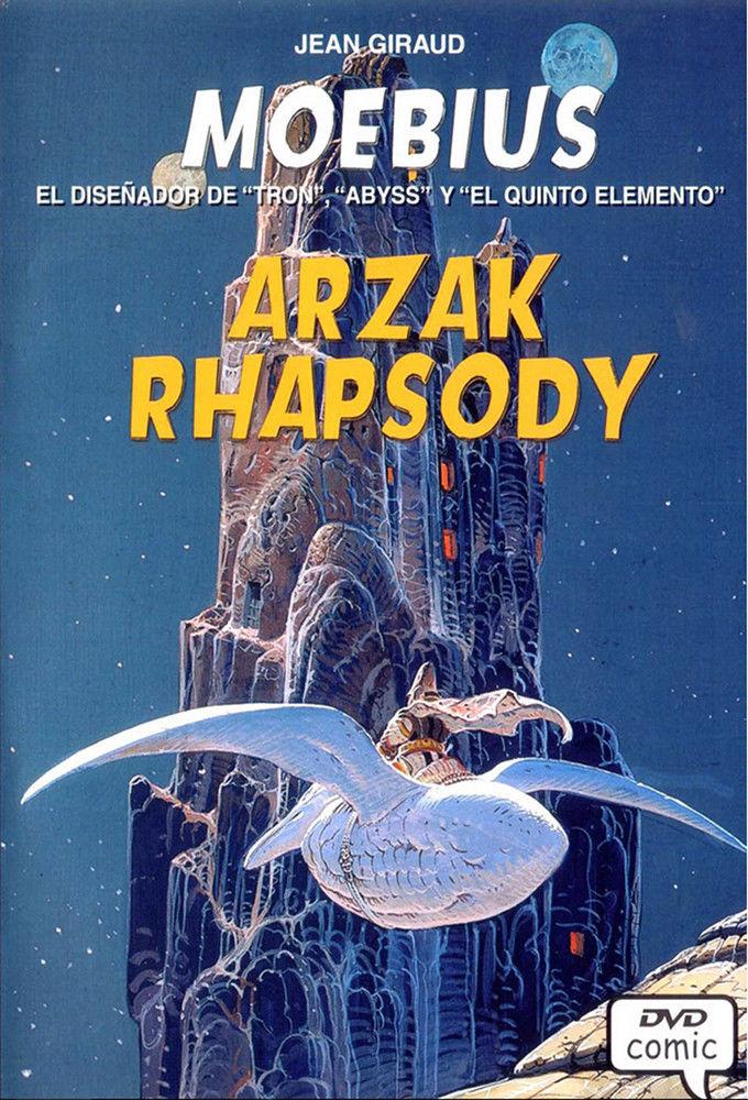 Arzak Rhapsody cover