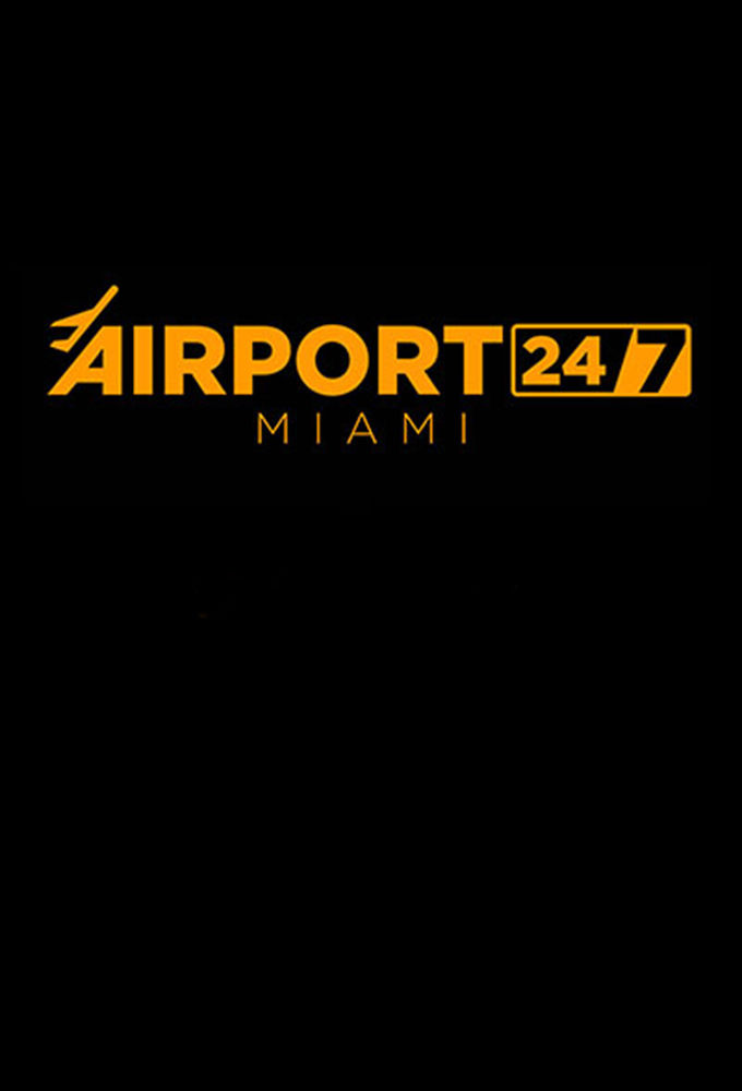 Airport 24/7: Miami cover