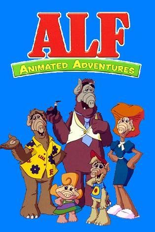 ALF: The Animated Series cover