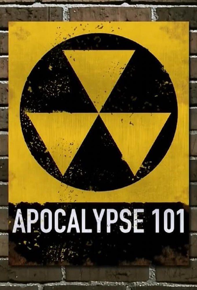 Apocalypse 101 cover