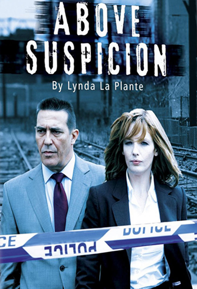 Above Suspicion cover