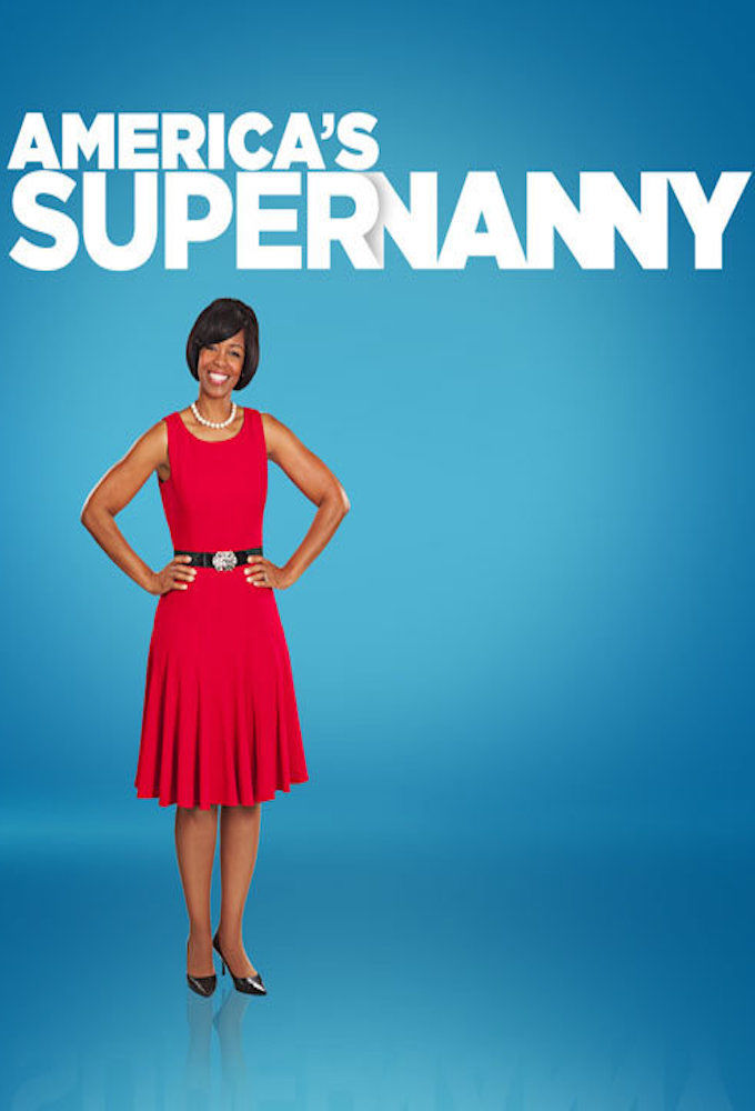 America's Supernanny cover