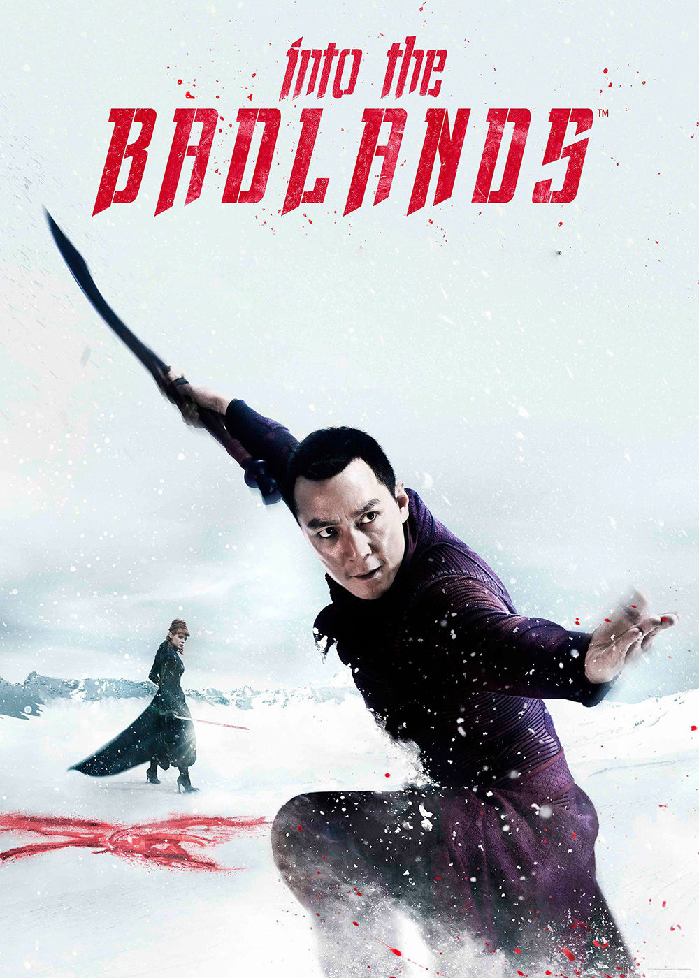 Into the Badlands cover