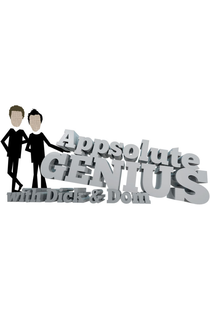 Appsolute Genius with Dick and Dom cover