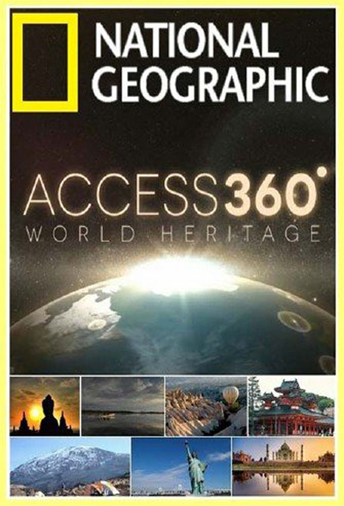 Access 360° World Heritage cover