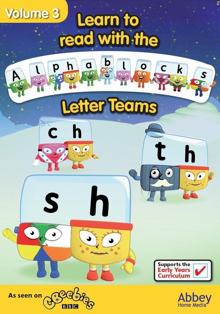 Alphablocks cover