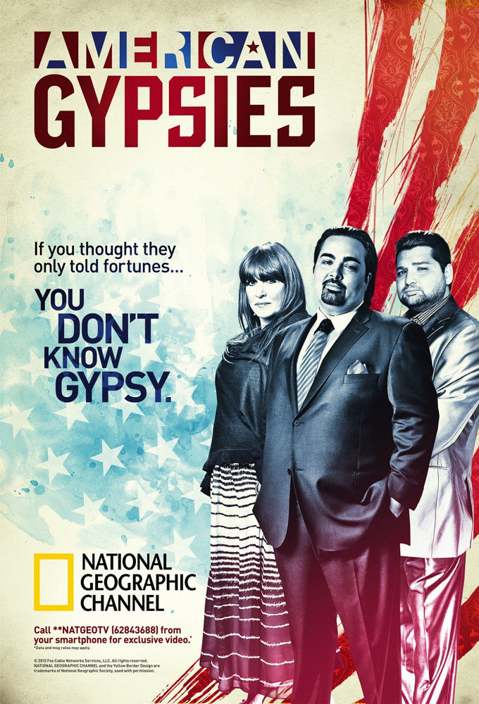 American Gypsies cover