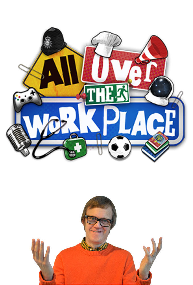 All Over the Workplace cover