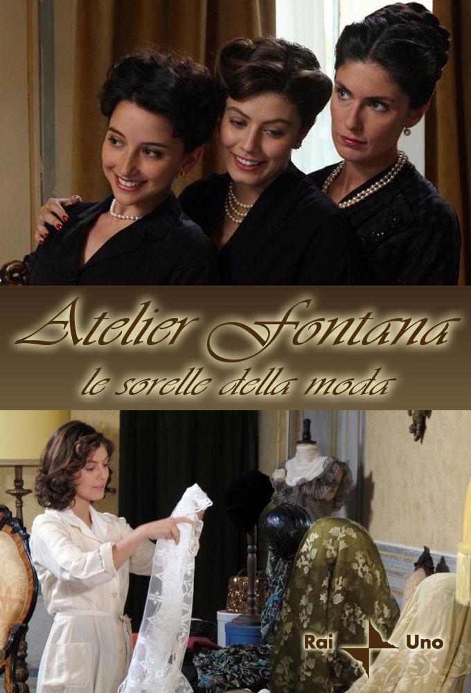 Atelier Fontana - Le sorelle della moda cover