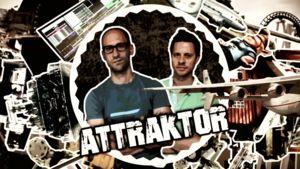 Attraktor cover