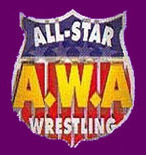 AWA All-Star Wrestling cover