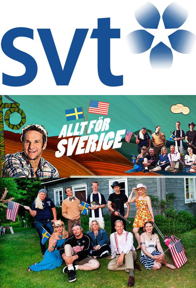 Allt för Sverige cover