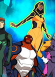 "​  ""Young Justice"" - Episodes S0301 - S03E06 Review"