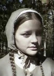 Young Pilgrim Girl