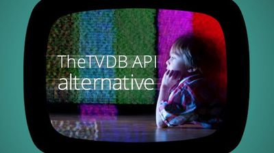 An alternative when the TheTVDB api is down