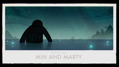 Islands Part 6: Min and Marty
