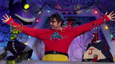 Christmas That Almost Wasn T.The Christmas That Almost Wasn T Mystery Science Theater