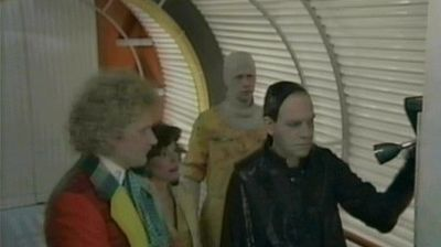 The Trial of a Time Lord, Part Four (The Mysterious Planet)