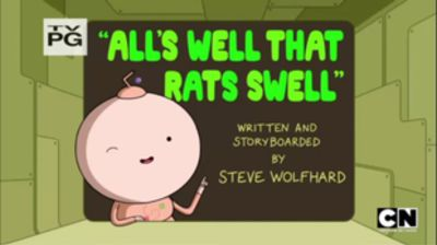All's Well That Rats Swell