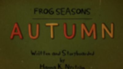Frog Seasons, Autumn