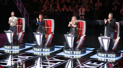 Blind Auditions Premiere, Part 6