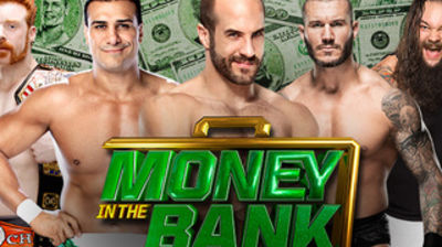 2014 Money in the Bank - Boston, MA