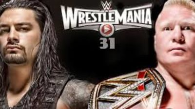 WrestleMania 31 - Santa Clara, California