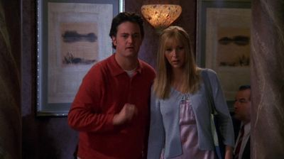 The One With the Ring - Friends S06E23 | TVmaze