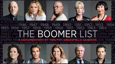 The Boomer List