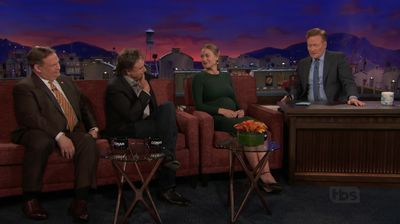 Kevin Nealon, Yvonne Strahovski, Allen Strickland Williams