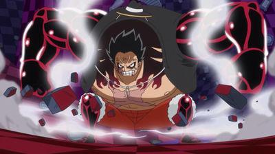 Luffy's Counterattack - Invincible Katakuri's Weakness - One