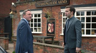 midsomer murders the curse of the ninth