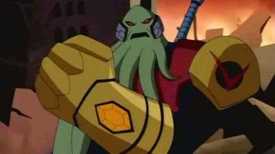 The Vengeance of Vilgax (1)