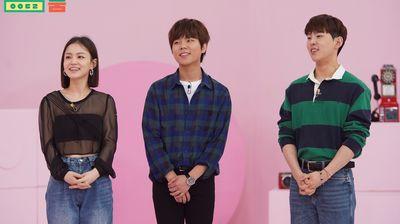 Lee Hi, Paul Kim and Jung Seung-hwan