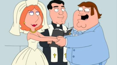 Peter & Lois' Wedding