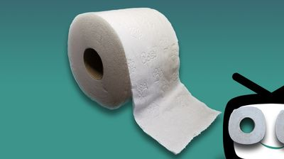 Free toilet roll with every Premium purchase while stock lasts.
