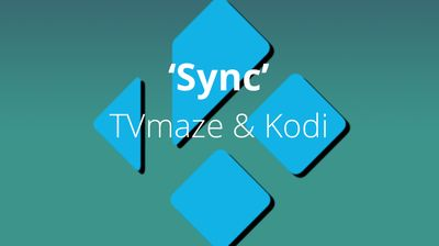 Kodi Tracker + Sync addon