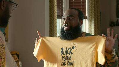 Black People for Rent