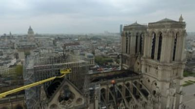 Resurrecting Notre Dame