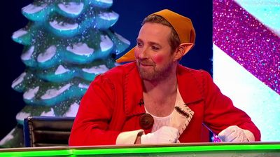 Christmas Special: Paloma Faith, Paddy McGuinness, Ricky Wilson, Chris Kamara