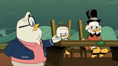 The Life and Crimes of Scrooge McDuck!