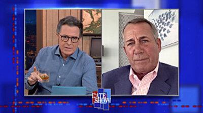 John Boehner, Shelley FKA DRAM