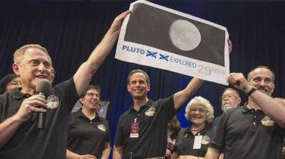 Pluto: The Dark Reaches