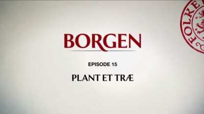 Plant et træ