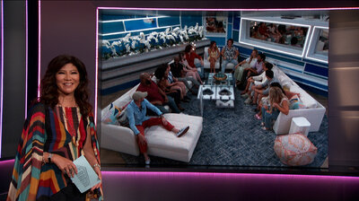 Live Eviction (1) & Head of Household (2)