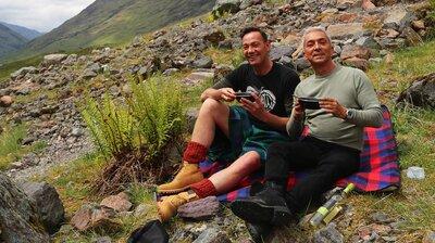 Scottish Lowlands and Highlands